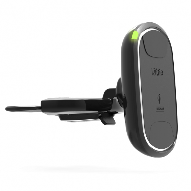 GearDiary iOttie Announces Efficient New Magnetic Wireless Charging Car Mounts