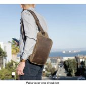 GearDiary The WaterField Sutter Tech Sling is the Sling-Style Bag You've Been Waiting For