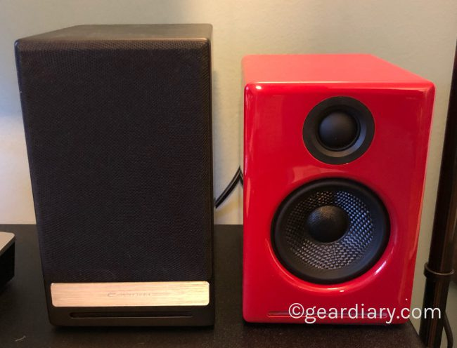 GearDiary Audioengine's New A2+ Wireless Speakers Are Small but Mighty