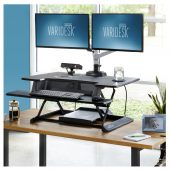 GearDiary Stand Up! With the Varidesk ProPlus 36 Electric