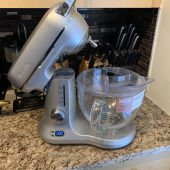 Breville Bakery Chef Standing Mixer Will Bring Delight to Everyone, Not Just Bakers
