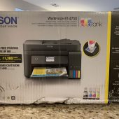 GearDiary Epson's WorkForce ET-4750 Is the All-In-One Home Printer You Deserve