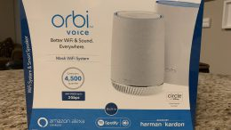 GearDiary Netgear's Orbi Voice Is the Quintessential Method to Smarter, Faster Wifi
