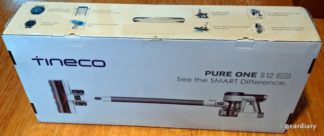 GearDiary 02-Tineco PURE ONE S12 PLUS Smart Vacuum Cleaner-001