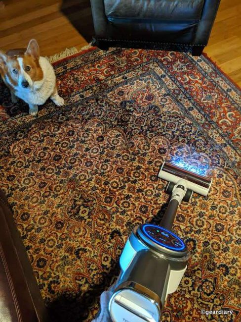 Tineco PURE ONE S12 PLUS Smart Vacuum Cleaner Review