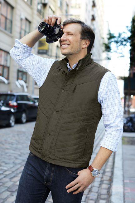 GearDiary Bluffworks Stefan Vest