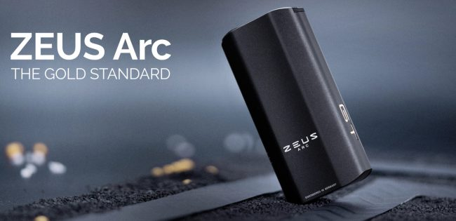 GearDiary ZEUS ARC GT High-Performance Dry Herb Vape Is a Compact Powerhouse