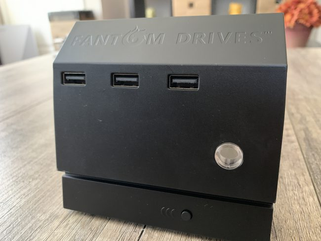 GearDiary The XSTOR External Hard Drive Gives You More Storage for Your Xbox One X