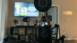 GearDiary Blue Blackout Spark SL Condenser Microphone Review
