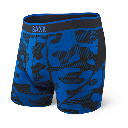 GearDiary Separate Your Privates with Saxx Men's Boxer Briefs