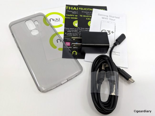 GearDiary Nuu Mobile G3+ Review: A Surprisingly Decent and Affordable Smartphone