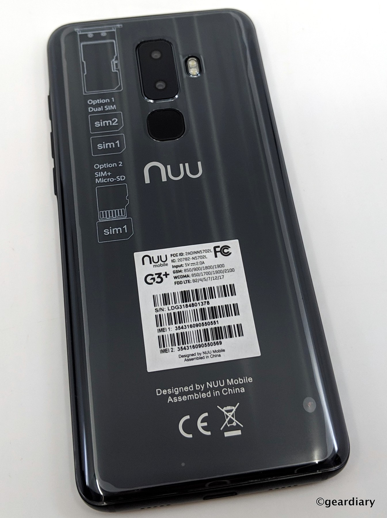 Nuu Mobile G3+ Review: A Surprisingly Decent and Affordable