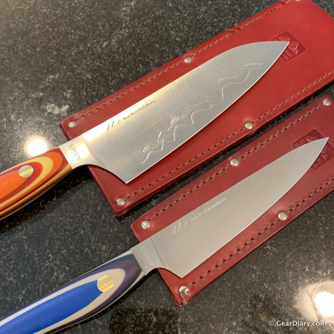 New West Knifeworks American-Made Cutlery Is a Cut Above the Competition