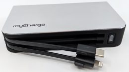 GearDiary The myCharge HubMax Universal Is the Best Dual Mobile Device Charger