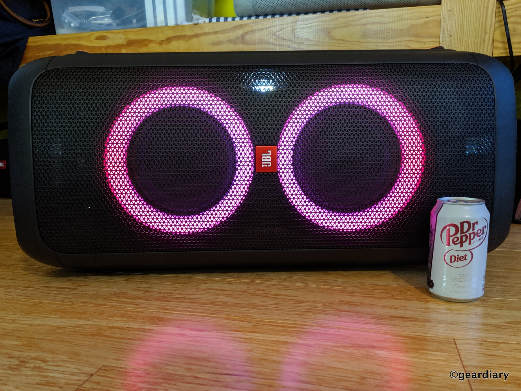 The JBL Partybox 300 Review: Your Party's Ultimate Music Machine
