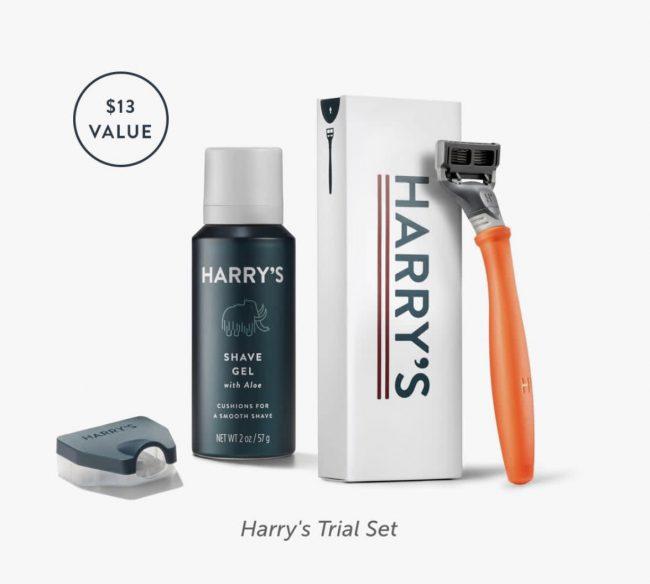 Deal Alert: Try Harry's Razors for Less