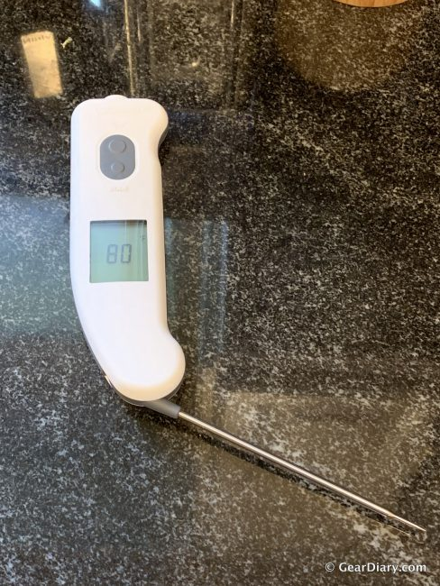 GearDiary Thermoworks Thermapen IR Is the Ultimate Chef's Accessory
