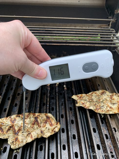 Thermoworks Thermapen IR Is the Ultimate Chef's Accessory