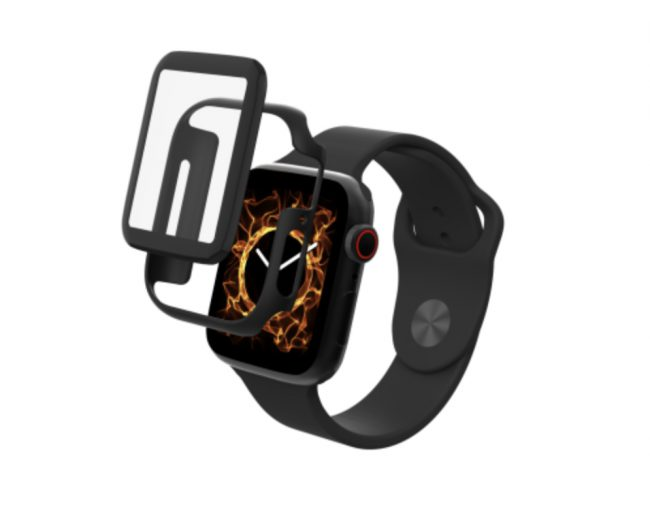 GearDiary Your Apple Watch Series 4 Called, and It Wants an Invisible Shield Glass+ 360