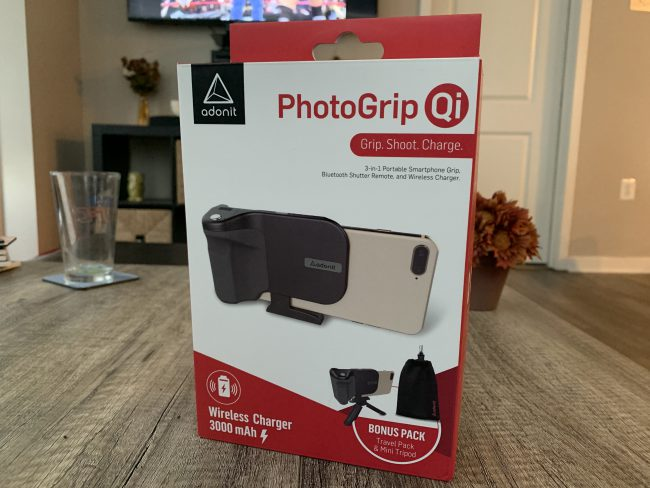 Adonit Photogrip Qi's Is a Suitable Upgrade to an Already Great Camera Accessory