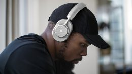 GearDiary Master & Dynamic Teams with NBA Star, Kevin Durant, for Noise-Cancelling Headphones