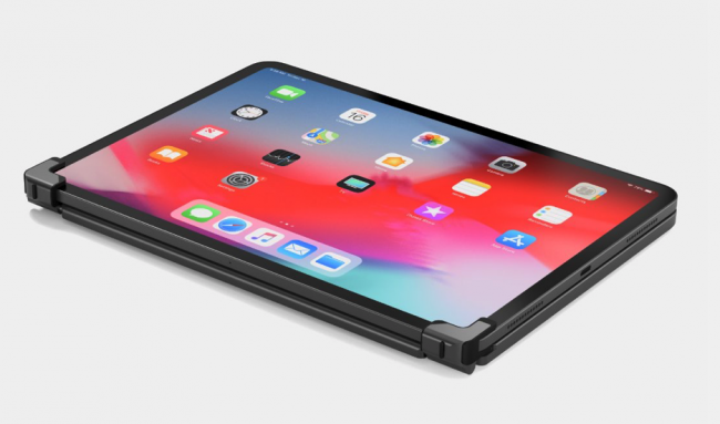 """GearDiary One More Step Toward iPad-As-Laptop Thanks to the Brydge Pro Keyboard for the 11"""" iPad Pro"""