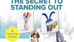 "GearDiary Tile Partners with ""The Secret Life of Pets 2"" for Limited Edition Bluetooth Trackers"