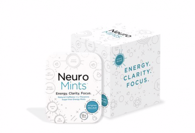 GearDiary Neuro Mints Freshen Your Breath and Wake You Up