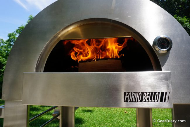 The Forno Bello Wood Fired Oven Ignited My Love of Cooking