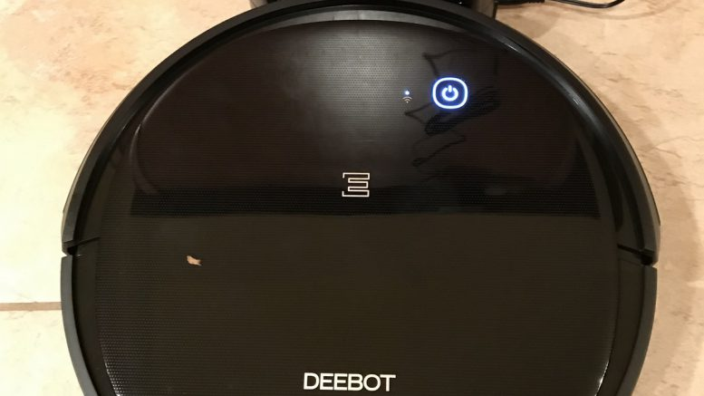 GearDiary Ecovacs Deebot 500 Is a Great Robot Vacuum That's Easy on the Wallet