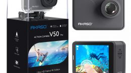GearDiary Capture Adventures and Spare Your Wallet with the AKASO V50 Pro Action Camera