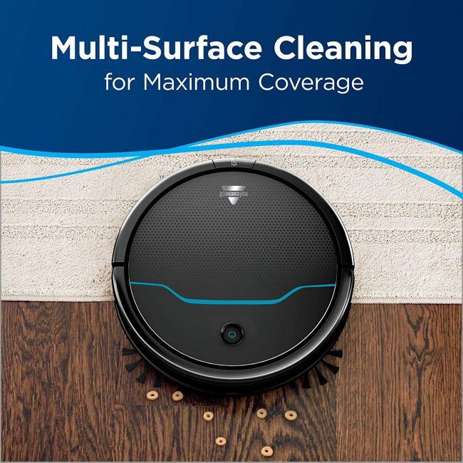 Bissell's EV675 Robot Vacuum Makes Cleaning Wirelessly More Affordable