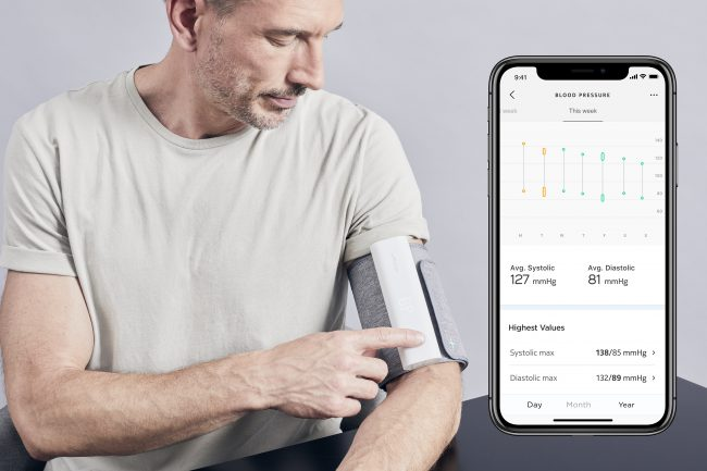 Withings Helps You Take Control of Your Health with the BPM Core and BPM Connect