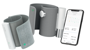 GearDiary Withings Helps You Take Control of Your Health with the BPM Core and BPM Connect
