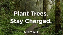GearDiary Plant a Tree and Get a Cable, Thanks to Nomad