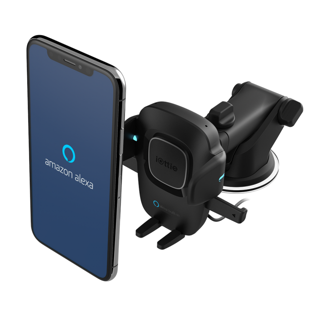 iOttie's Prime Day Deals Features Their Latest Alexa-Enabled Car Dock