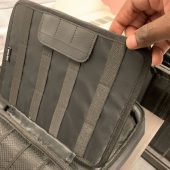 Greg Carries too Many Things & Needs Jelly Comb's Travel Organizer for All of Them