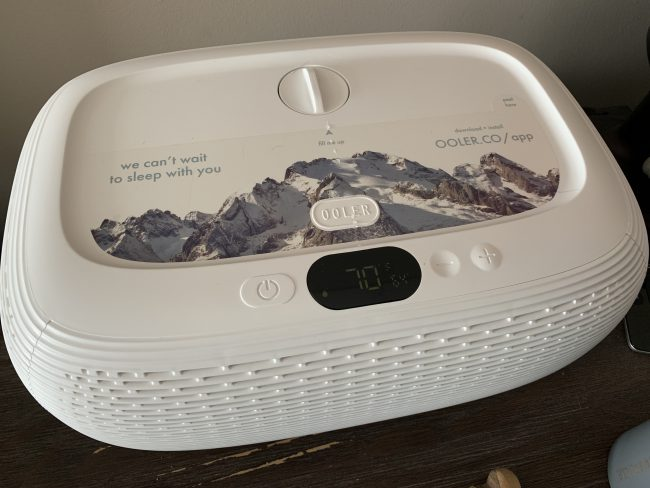 Ooler's Sleep System Is the Key to Never Waking Up Hot Again