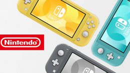 Nintendo Unveils the $199 Switch Lite
