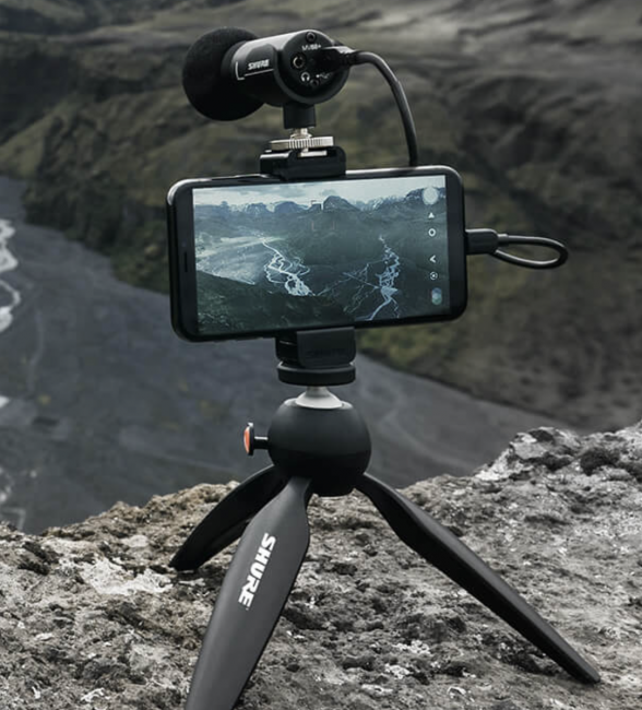 Shure MV88+ Video Kit Is Mobile Videography Bliss
