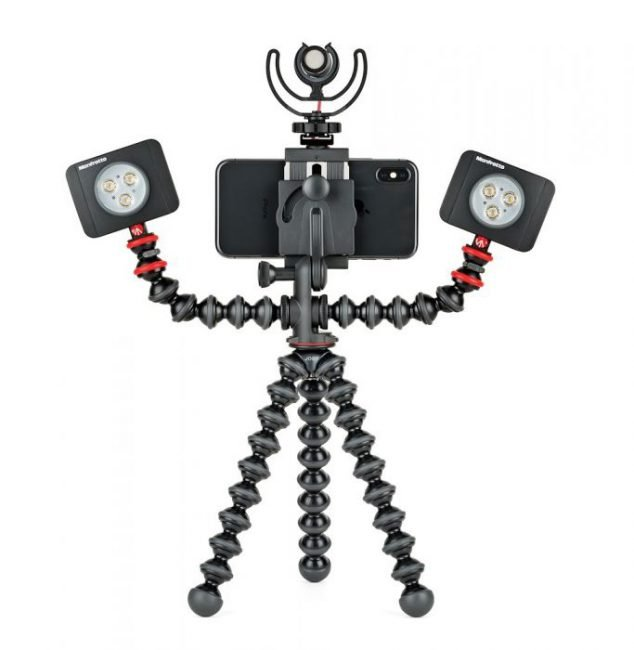 Shoot Your Shot with JOBY's Tripods