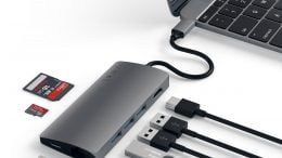 Satechi's USB Type-C Hub Expands the Options for Your New MacBook Pro