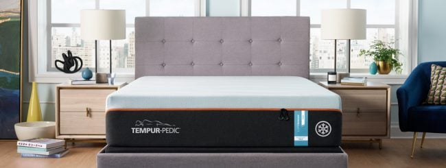 Interview with Tempur-Pedic Culminates in Announcement of Their TEMPUR-Ergo Smart Bases with SleepTracker
