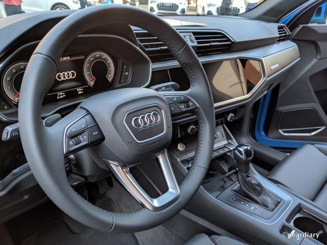 The All-New 2019 Audi Q3: You'd Never Know It Was Entry-Level