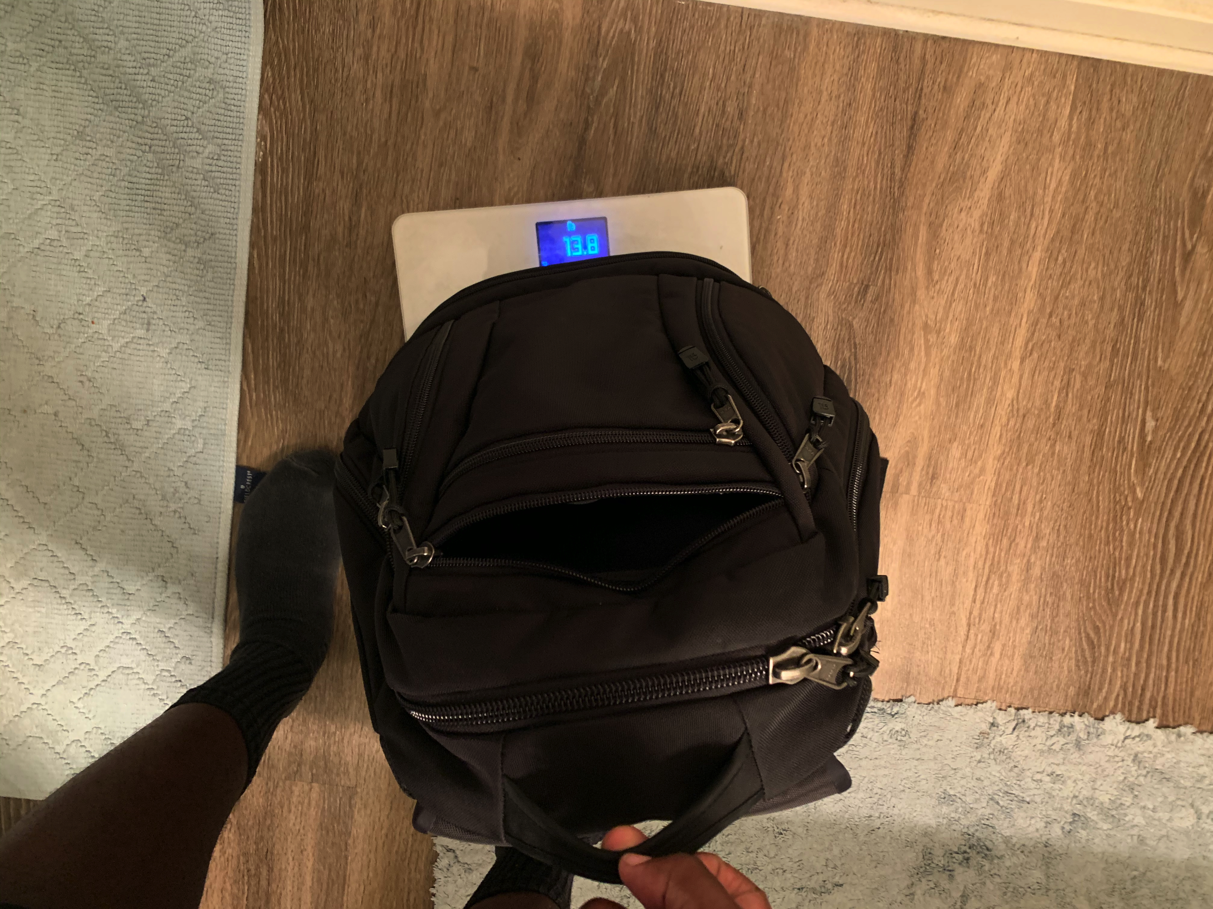 My Initial Thoughts on the Tom Bihn Synik 30 Bag