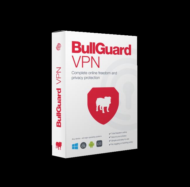 BullGuard's VPN Service Keeps My Data Secure
