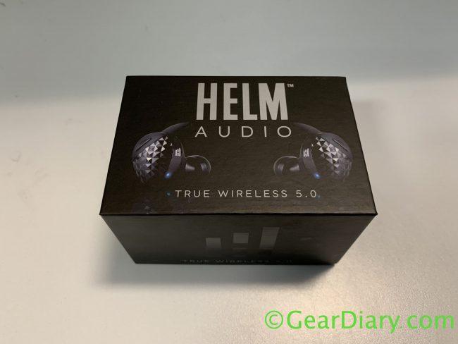 HELM Audio's True Wireless 5.0 Bluetooth Headphones Review