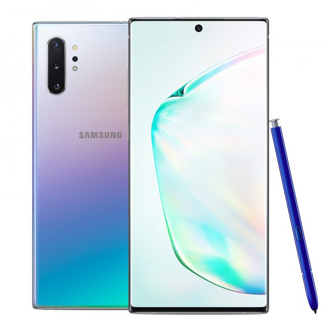 Samsung Announces My Next Favorite Phone, the Galaxy Note 10 and 10+