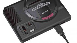 Sega Announces the Genesis Mini with 40+ Games Onboard; Pre-Orders Now Available!