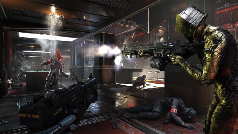 Review: Wolfenstein Youngblood Is a Great Example of